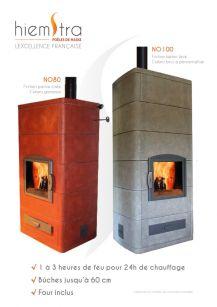 hiemstra po les de masse accumulation de chaleur hautes performances nos fiches. Black Bedroom Furniture Sets. Home Design Ideas